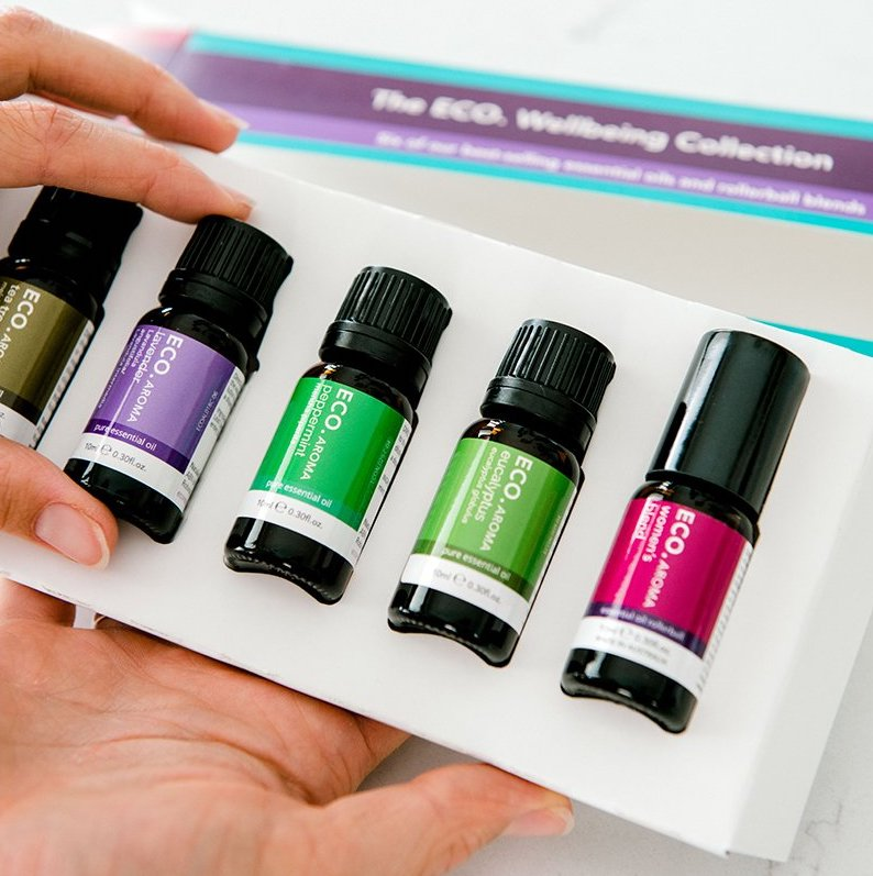Essential Oil Wellbeing 6 pack