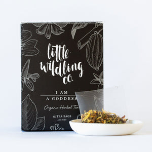 Little Wildling Co Organic Eco-friendly Tea Bag Set