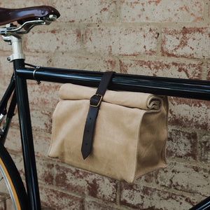 Waxed Canvas Lunch Bag - Banish