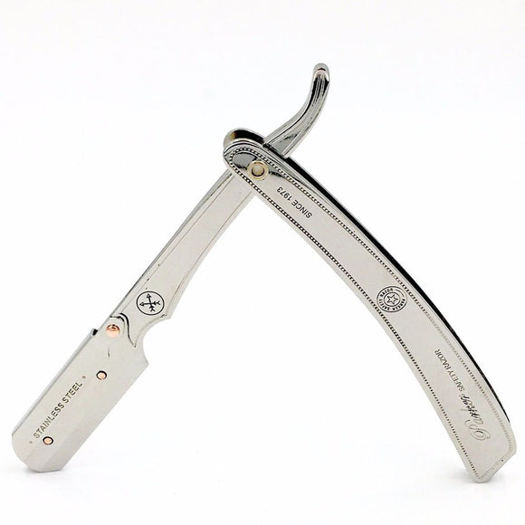 Parker SRX Heavy Duty Stainless Steel Barber Razor