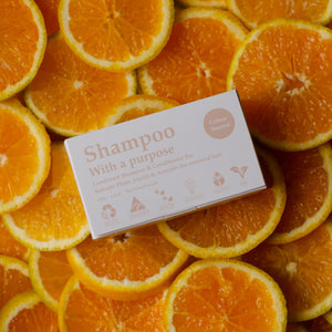 Shampoo & Conditioner Bar - Colour Treated