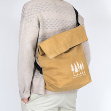 Canvas Sling Tote Bag