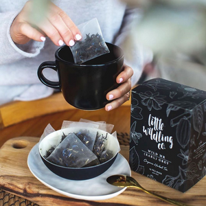Little Wildling Co Organic Eco-friendly Tea Bag Set - Banish