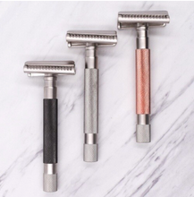 Semi Slant Safety Razor