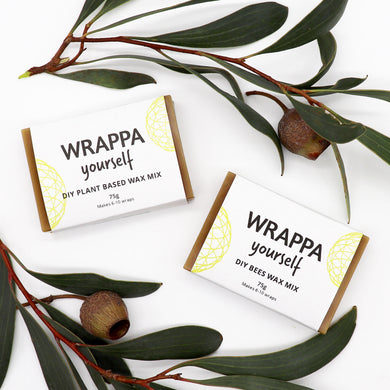 Wrappa Yourself Vegan Plant-Based Bar 75g