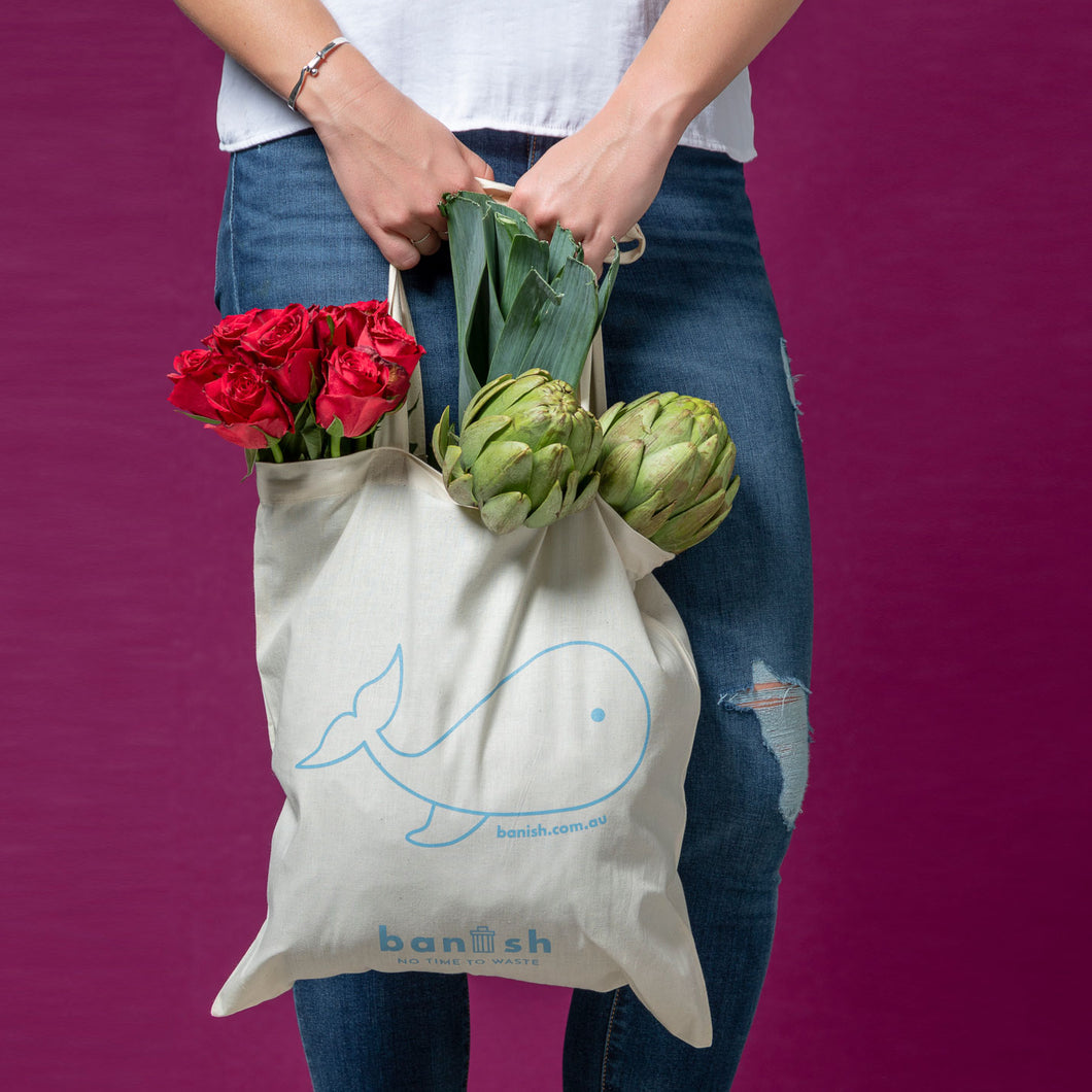 Banish Eco-Friendly Tote Bag - Banish
