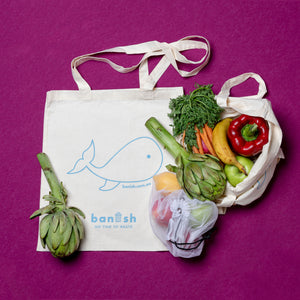 Banish Eco-Friendly Tote Bag