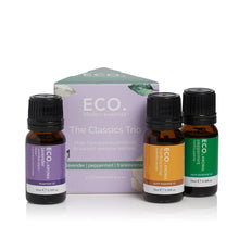 The Classics Trio Pure Organic Essential Oils