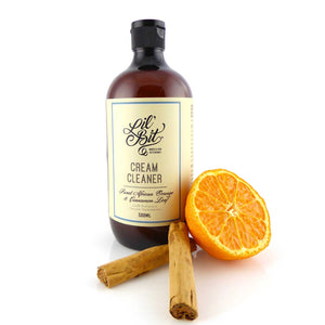 Sweet African Orange & Cinnamon Leaf Cream Cleaner 500ml