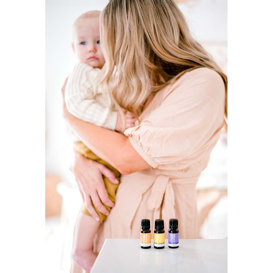 New Mum Essential Oil Trio