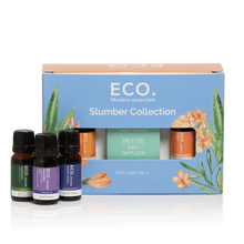 Slumber & Sleep Essential Oil Collection