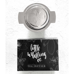 Little Wilding Co Tea Strainer/Infuser
