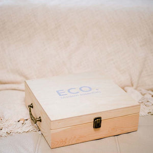 Wooden Essential Oil Box - Banish