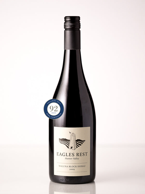 2009 Eagles Rest 'Maluna' Shiraz