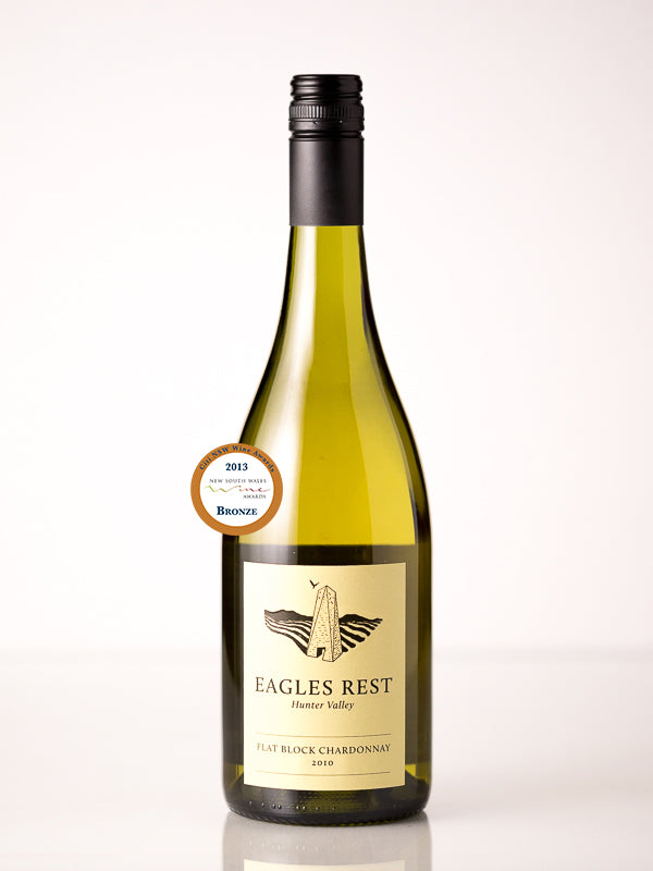 2010 Eagles Rest 'Flat Block' Chardonnay