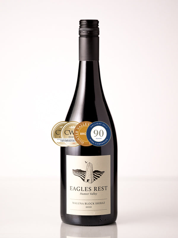 2010 Eagles Rest 'Maluna' Shiraz