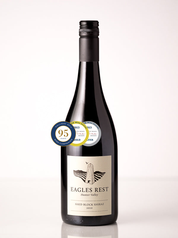 2010 Eagles Rest 'Shed Block' Shiraz