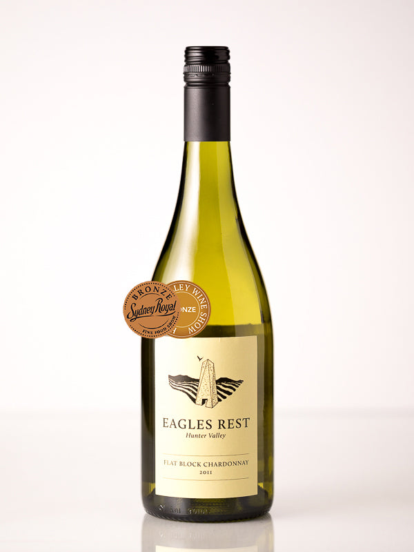 2011 Eagles Rest 'Flat Block' Chardonnay