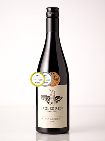 2011 Eagles Rest 'Maluna' Shiraz