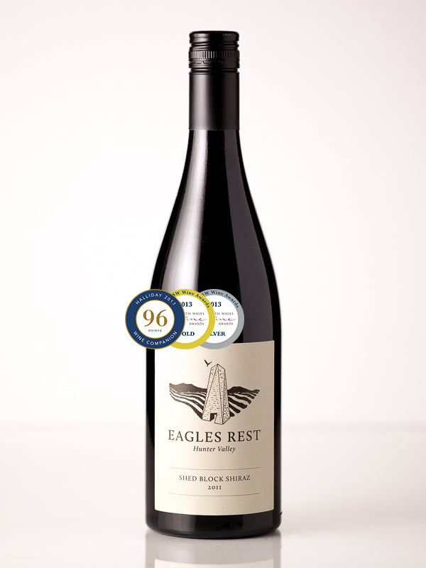 2011 Eagles Rest 'Shed Block' Shiraz