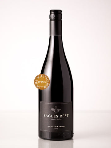 2014 Eagles Rest 'Shed Block' Shiraz