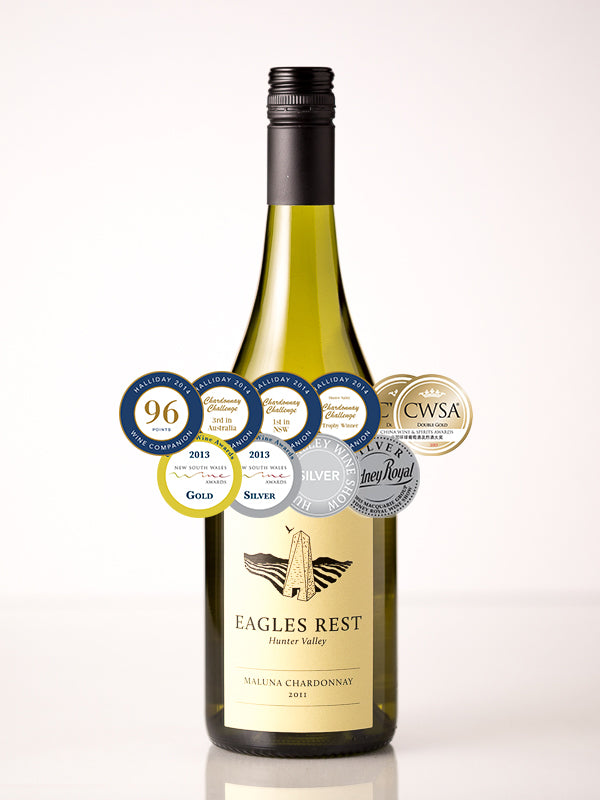 2011 Eagles Rest 'Maluna' Chardonnay
