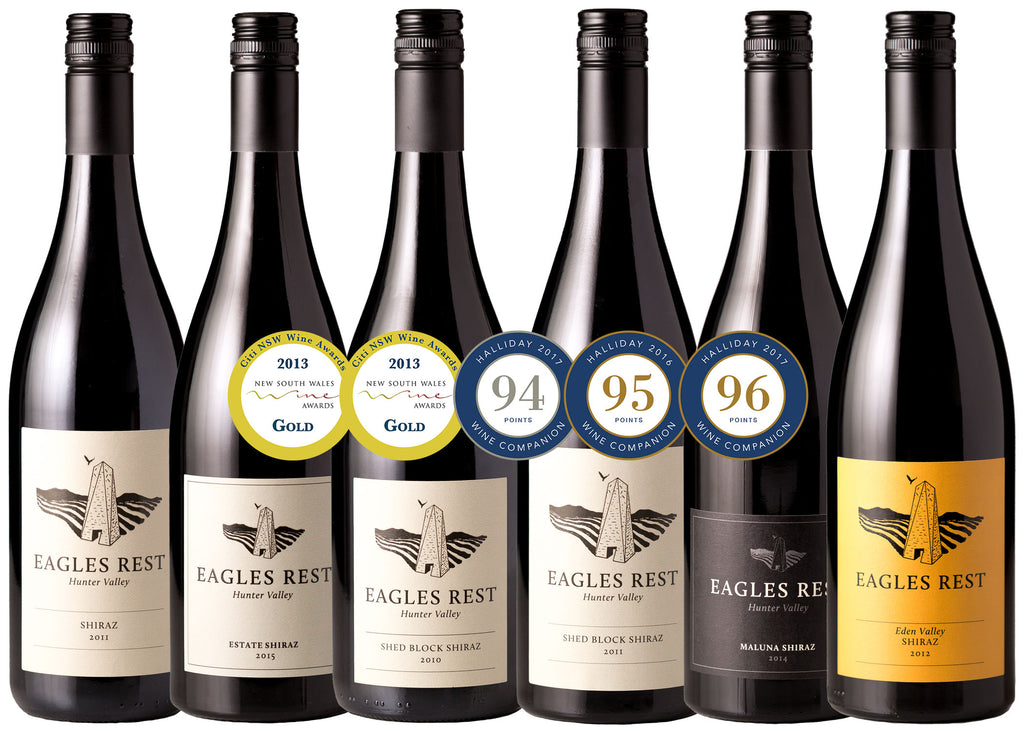 Winemakers Selection 'Shiraz' (6 bottles)
