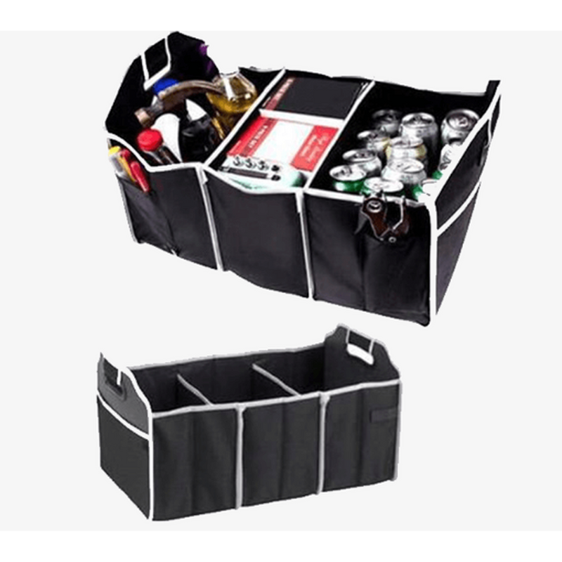 Car Trunk Organizer