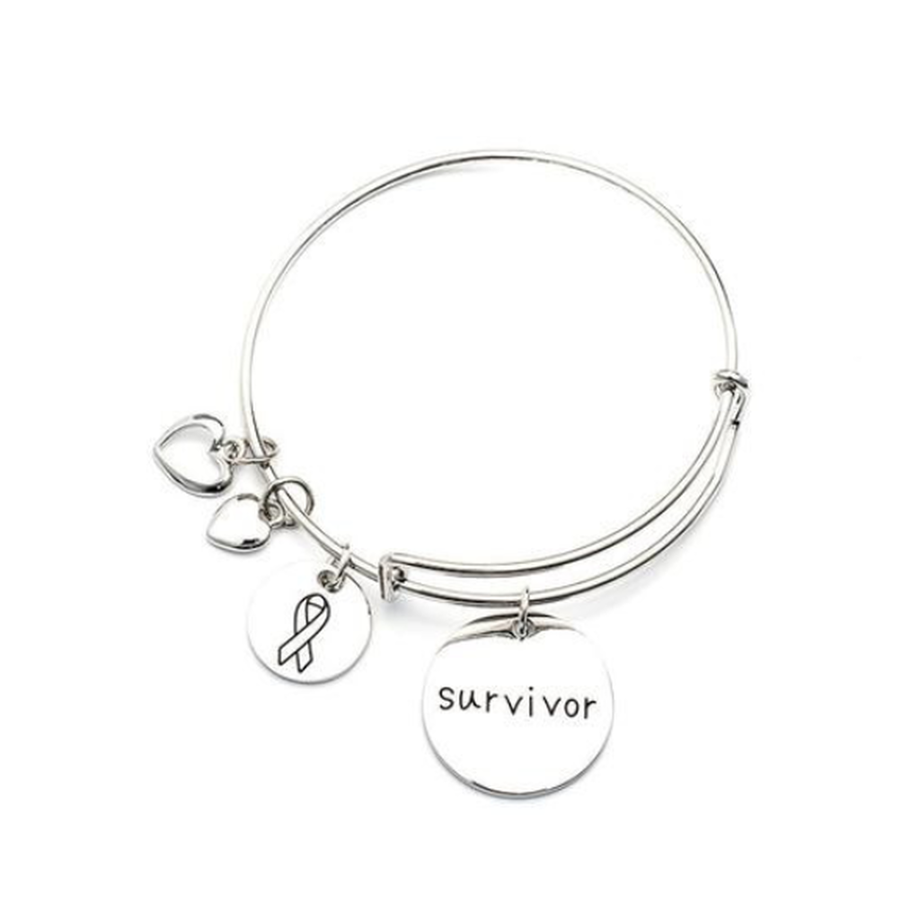Original Survivor Charm Bangle