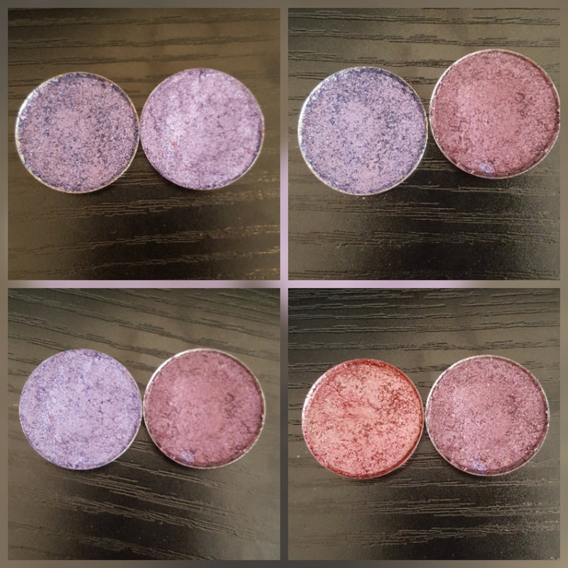 Eye Shadow Duo Palettes - Destinys Sweet Scents