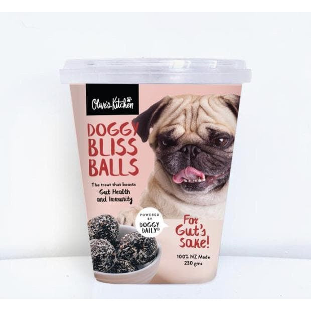 Doggy Bliss Balls 230g - Summers Pet Accessories