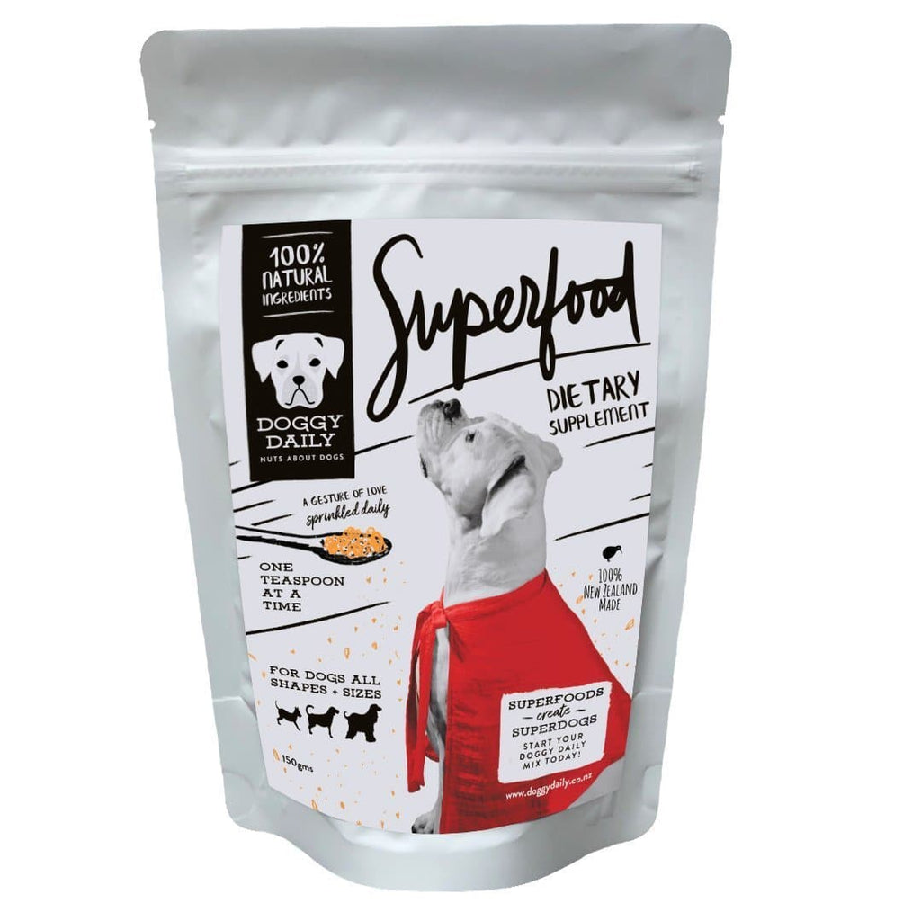 Doggy Daily Supplement Sprinkle 150g - Summers Pet Accessories