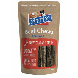 Superior Chunky Beef Chews - Summers Pet Accessories