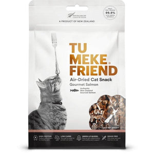 Tu Meke Cat Snack Gourmet Salmon 120g - Summers Pet Accessories