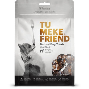 Tu Meke Veal Neck 125g - Summers Pet Accessories