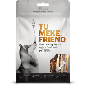Tu Meke Venison Paddywhack 100g - Summers Pet Accessories