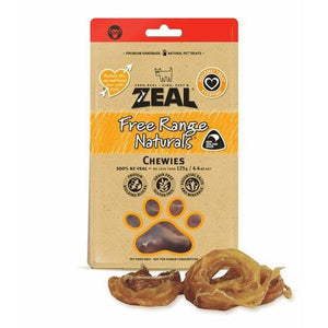 Zeal Chewies 125g - Summers Pet Accessories
