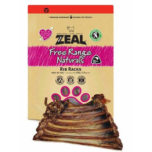 Zeal Rib Racks 150g - Summers Pet Accessories