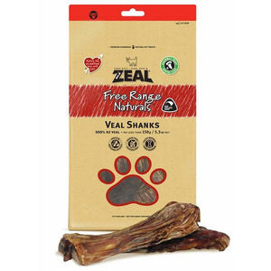 Zeal Veal Shanks 150g - Summers Pet Accessories