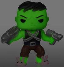 "Funko POP! Marvel: Professor Hulk 6"" w/ Glow Chase & Comic (PX Exclusive)"