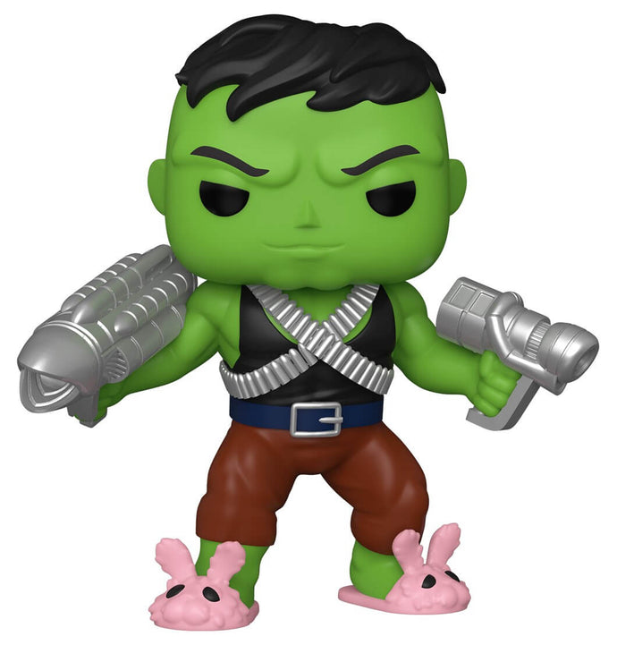 Funko POP! Marvel: Professor Hulk 6