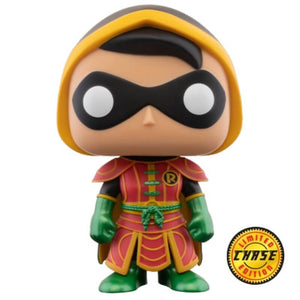 Funko POP! DC Heroes: Imperial Palace - Robin Chase Bundle (2)