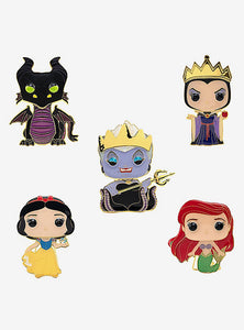 Funko POP! DISNEY: LG ENAMEL PIN W/ CHASE (Series 3)