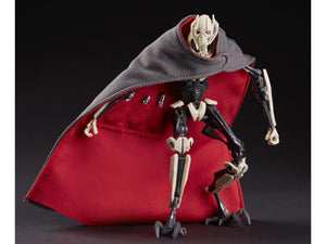 "Star Wars: The Black Series 6"" Deluxe General Grievous (Revenge of the Sith)"