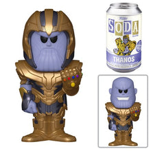 Vinyl SODA: Marvel- Thanos w/ Limited Chase Edition 1-6