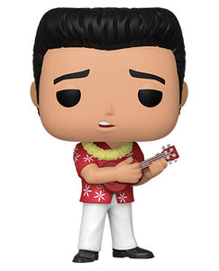 Funko POP! Rocks: Elvis- Blue Hawaii