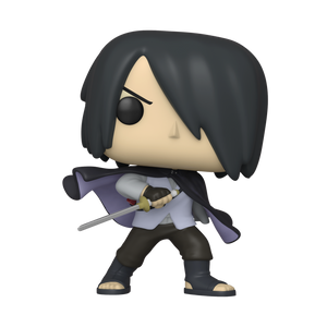 POP! Boruto: Sasuke with Cape Specialty Series