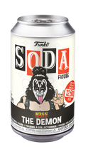 Vinyl Soda: Kiss - The Demon Limited Edition 1-6 Chase