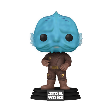 Funko POP! Star Wars: The Mandalorian - Mythrol