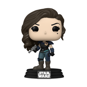 Funko POP! The Mandalorian - Cara Dune (S2)